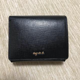 agnes b. - アニエスベー コンパクト財布