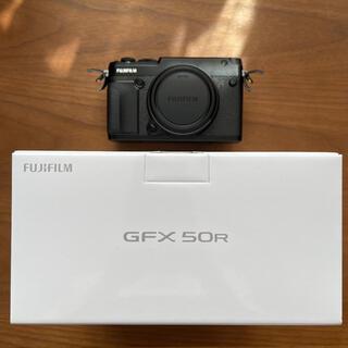 フジフイルム(富士フイルム)のFUJIFILM 富士フイルム GFX50R(デジタル一眼)