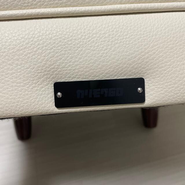 カリモク家具(カリモクカグ)のカリモク60 オットマン インテリア/住まい/日用品のソファ/ソファベッド(オットマン)の商品写真