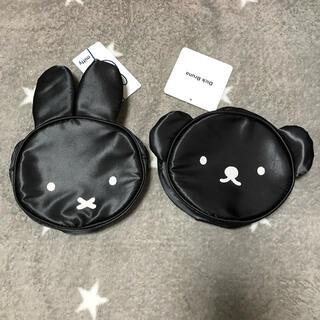 miffy 新品未使用 ミッフィー ボリス ポーチセット(ポーチ)