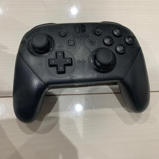 Nintendo Switch - Nintendo Switch プロコン 純正