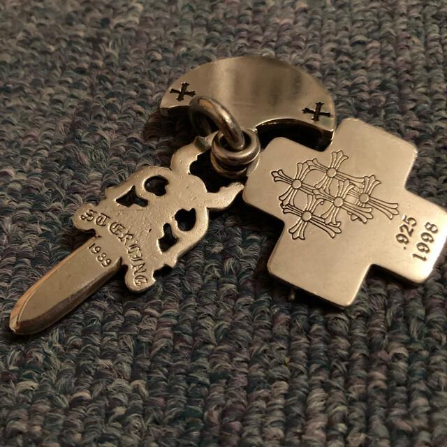 Chrome Hearts(クロムハーツ)のクロムハーツ 3トリンケッツ メンズのアクセサリー(ネックレス)の商品写真