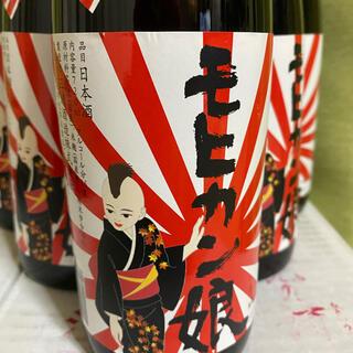 モヒカン娘 日本酒 発売終了 720ml 3本セット(日本酒)