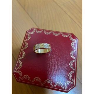 Cartier - 超美品 カルティエ Cartier ダイヤラブリング