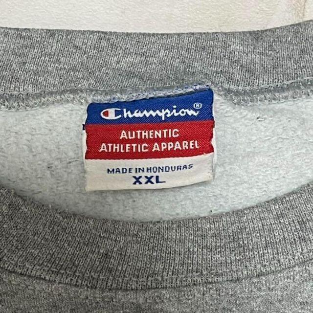 Champion(チャンピオン)の《チャンピオン》TOSTITOSフットボール ビッグシルエットスウェット 2XL メンズのトップス(スウェット)の商品写真