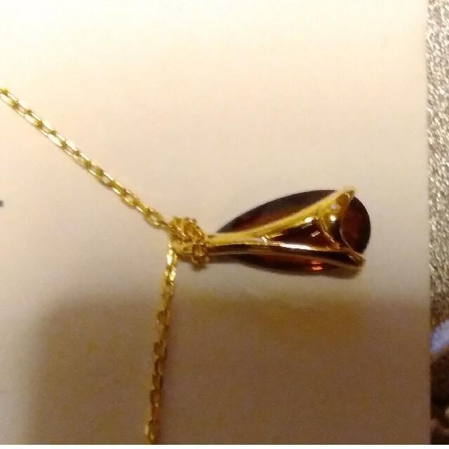 STAR JEWELRY(スタージュエリー)のスタージュエリー ガーネット k18 ネックレス レディースのアクセサリー(ネックレス)の商品写真