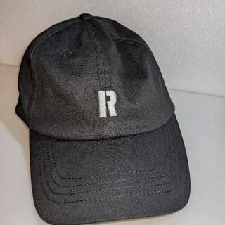 Ron Herman - 【RHC Ron Herman】ロンハーマン R CAP キャップ 黒 ブラック
