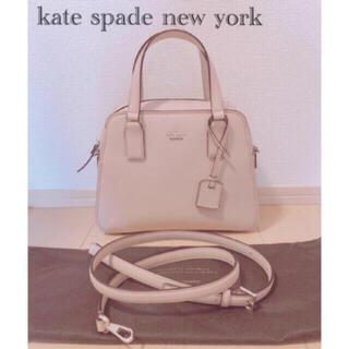 kate spade new york - 【未使用】kate spade new york ショルダーハンドボストンバッグ
