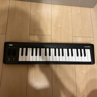 コルグ(KORG)のKORG microKEY2-37 MIDIキーボード USB(MIDIコントローラー)