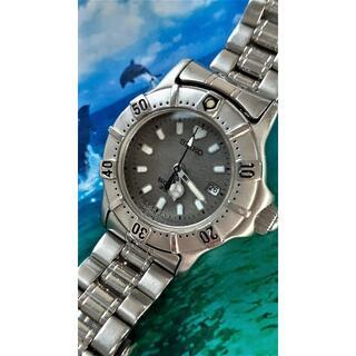 セイコー(SEIKO)のサーファーガール御用達 SEIKO/*SCUBE 200M防水稼働(腕時計)