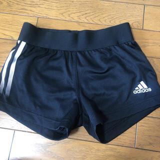 adidas - adidas アディダス ショートパンツ 短パン 140