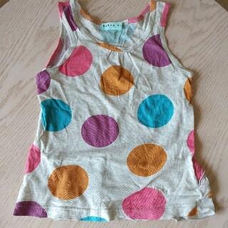 ハッカキッズ(hakka kids)の女の子 110 タンクトップ  ハッカキッズ(Tシャツ/カットソー)
