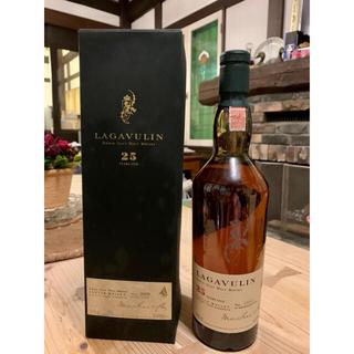 LAGAVULIN ラガヴーリン 25年 1977-2002 限定(ウイスキー)