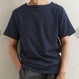 ドアーズ(DOORS / URBAN RESEARCH)のボートネックTシャツ/UR DOORS(Tシャツ/カットソー(半袖/袖なし))