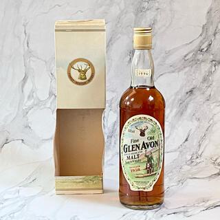 Glen Avon グレンエイボン 1958(ウイスキー)