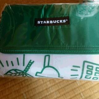 スターバックスコーヒー(Starbucks Coffee)のスタバ 福袋 レジャーシート(ノベルティグッズ)