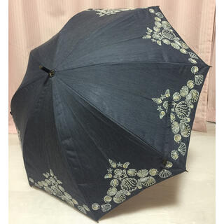 ANNA SUI - アナスイ 晴雨兼用傘 ブランド日傘 プチパラ サマーシールドLi 47cm