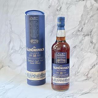 GRENDRONACH グレンドロナック18年  アラダイス(ウイスキー)