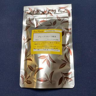 ルピシア(LUPICIA)のボンマルシェ ルピシア グレープフルーツ緑茶 ティーバッグ(茶)
