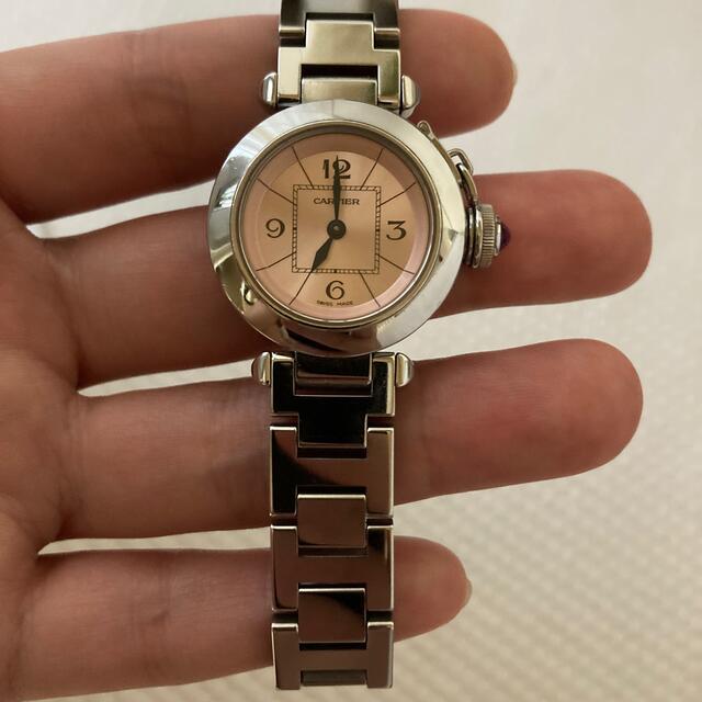 Cartier(カルティエ)の【8月末末売り切り】Cartier カルティエ ミスパシャ レディースのファッション小物(腕時計)の商品写真