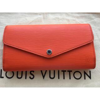 LOUIS VUITTON - 【美品 新型】LOUISVUITTON エピ ポルトフォイユ サラ