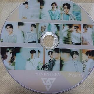 セブンティーン(SEVENTEEN)のSeventeen 2021 PV TV Ready To Love DVD(K-POP/アジア)