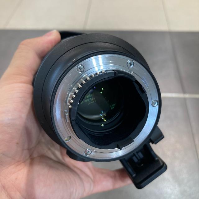 Nikon(ニコン)のAF-S NIKKOR 70-200mm F2.8 G ED VR II(美品) スマホ/家電/カメラのカメラ(レンズ(ズーム))の商品写真