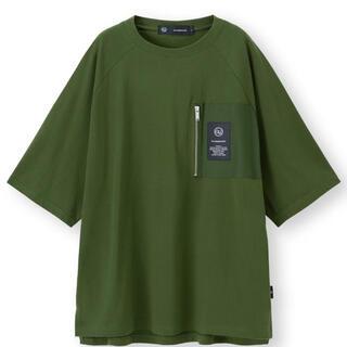 UNDERCOVER - 送料込み 新品 GU✕UNDERCOVER スーパービックジップポケットTシャツ