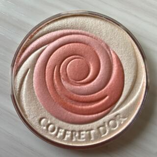 COFFRET D'OR - 04 コフレドールスマイルアップチークス