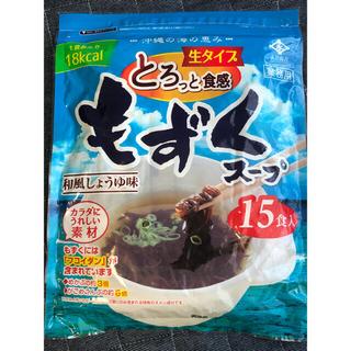 コストコ - 永井 もずくスープ  15食入 沖縄県産 もずく コストコ