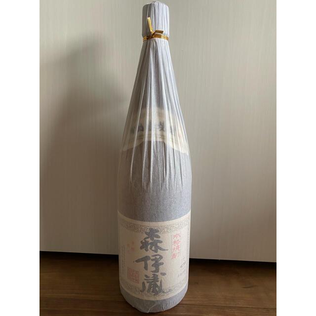 森伊蔵 かめ壺焼酎 25度 1800 ml 新品未開栓 食品/飲料/酒の酒(焼酎)の商品写真