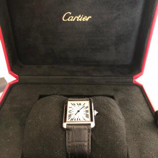 Cartier - 【美品】カルティエ タンクソロSM