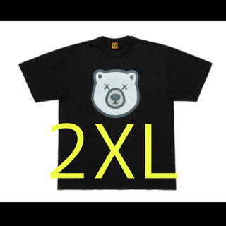 A BATHING APE - HUMAN MADE KAWS T-shirt #5 2XL