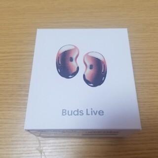 SAMSUNG - 7/31迄出品 定価19000円! Galaxy Buds Live イヤホン