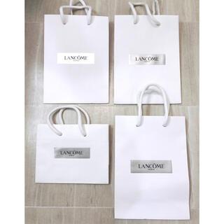 ランコム(LANCOME)のLANCOME ランコム ショッパー 4枚セット(ショップ袋)