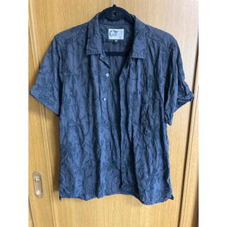 エンジニアードガーメンツ(Engineered Garments)の新品 エンジニアードガーメンツ 刺繍シャツ Mサイズ ネペンテス 半袖シャツ(シャツ)