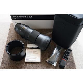 SIGMA - SIGMA 150-600mm Contemporary EFマウント