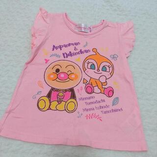 バンダイ(BANDAI)の女の子 アンパンマン Tシャツ 90㎝(Tシャツ/カットソー)