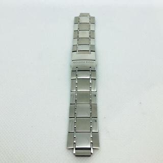 ルイヴィトン(LOUIS VUITTON)のベルトのみ タンブール ヴィトン 旧型 純正ステンレスベルト メンズ腕時計(その他)