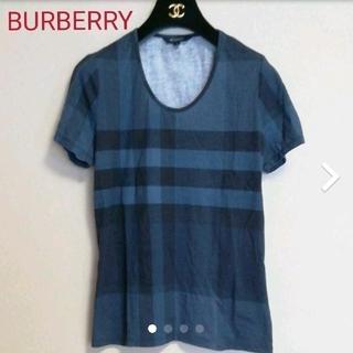 バーバリー(BURBERRY)のBURBERRY LONDON ノバチェック Tシャツ(Tシャツ(半袖/袖なし))