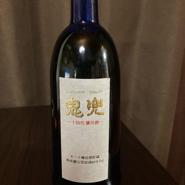 鬼兜 720ml 40度 食品/飲料/酒の酒(焼酎)の商品写真