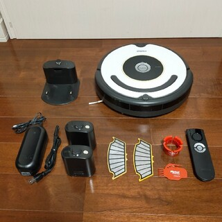 iRobot - アイロボット 2014年式 ルンバ621 消耗品バッテリー交換済み 完動品