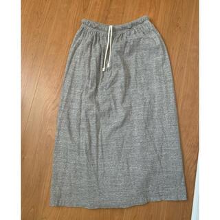 ロンハーマン(Ron Herman)のロンハーマン  スウェットスカート(ひざ丈スカート)