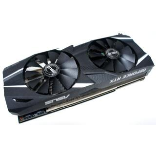 ASUS - ASUS RTX2070 Dual OC edition RTX2070-O8G