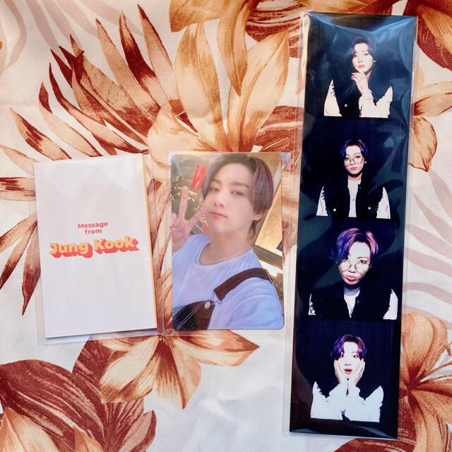 防弾少年団(BTS)(ボウダンショウネンダン)のBTS Butter JUNGKOOK エンタメ/ホビーのCD(K-POP/アジア)の商品写真