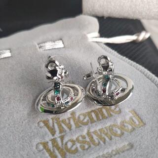 Vivienne Westwood - ヴィヴィアン vivienne シルバーピアス