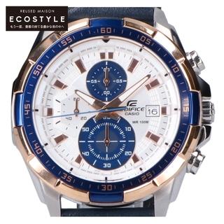 エディフィス(EDIFICE)のエディフィス 腕時計(腕時計(アナログ))