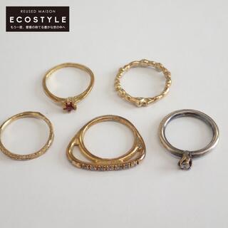 イオッセリアーニ(IOSSELLIANI)のイオッセリアーニ リング・指輪(リング(指輪))