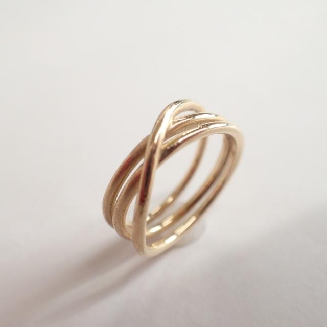 COCOSHNIK(ココシュニック)のココシュニック リング・指輪 レディースのアクセサリー(リング(指輪))の商品写真