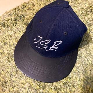 サンダイメジェイソウルブラザーズ(三代目 J Soul Brothers)の【ケイ様】J.S.B  帽子 キャップ(キャップ)